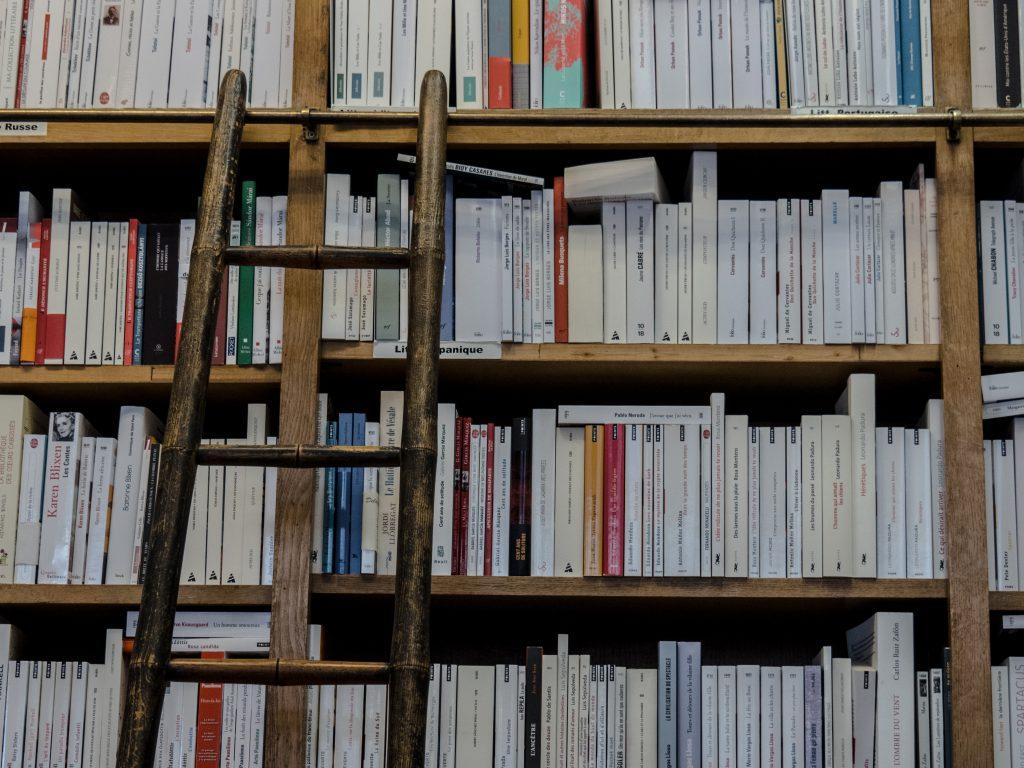 Scaffale libreria