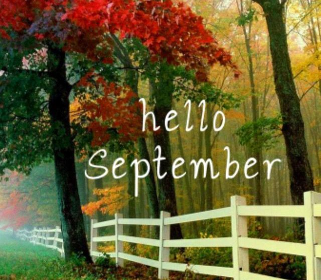 hello september autumn pinterest