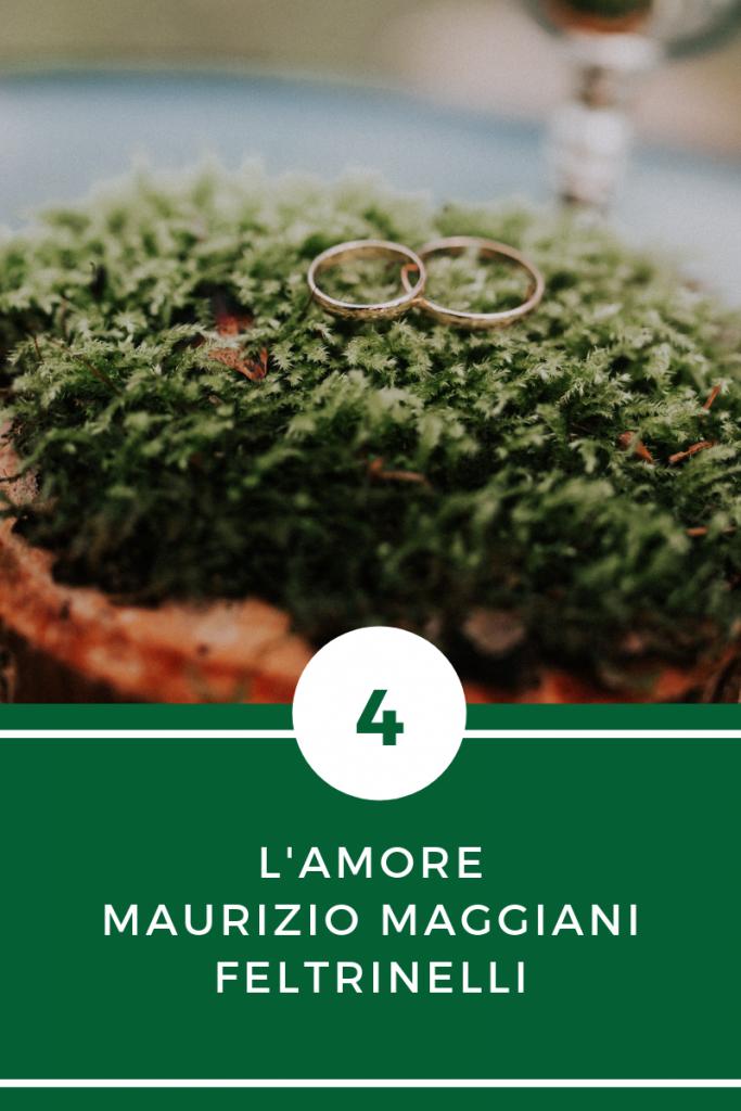 L'amore_Maurizio Maggiani