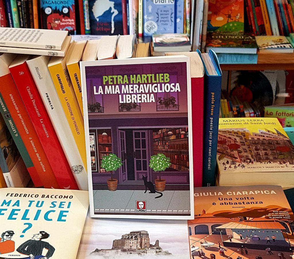 la mia meravigliosa libreria
